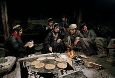 Our Daily Bread, Pakistan | Steve McCurry