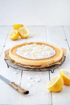 Lemon Coconut Tart | Love Nonpareille