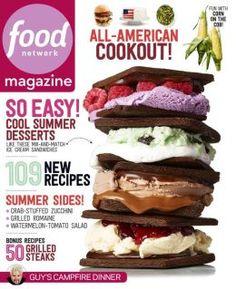 Food Network #Magazine August 2014
