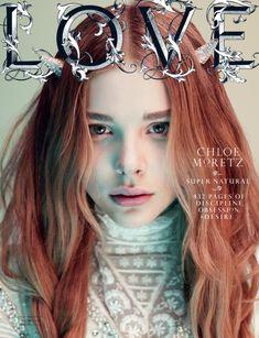 러브 매거진 표지(love magazine cover)