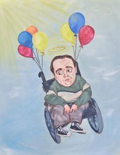 Eric The Actor Memorial (Pictures )