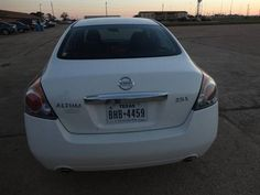 Used Nissan Altima Cars [Automobiles] with 4 doors