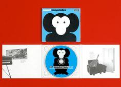 "Illustration & Gestaltung CD ""Naomi - Pappelallee"""