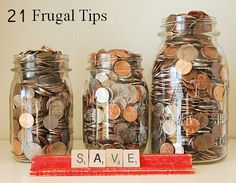 Lots of great ideas here that you may not of thought of ! 21 practical frugal tips to try this year