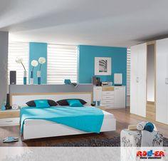 schlafzimmer venlo: modernes schlafzimmer in traumhaft schönem