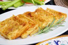 Farinata genovese (Genovese Chickpea Flatbread)