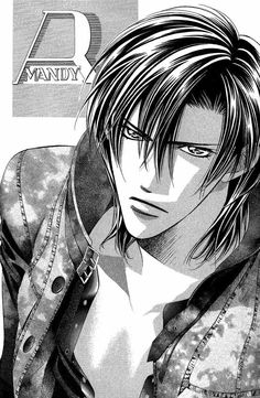 Ren, Skip Beat! Anime guy, manga guy