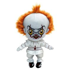 Pennywise 2017 plushie planned by Factory Entertainment!