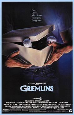 Gremlins (1984) http://www.resenhando.com/2015/10/lista-de-filmes-do-passado-tres.html