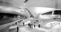 Balthazar Korab - Eero Saarinen on penccil Architecture Quotes, Chinese Architecture, Modern Architecture House, Futuristic Architecture, Interior Architecture, Modern Houses, Architecture Collage, Interior Design, Eero Saarinen