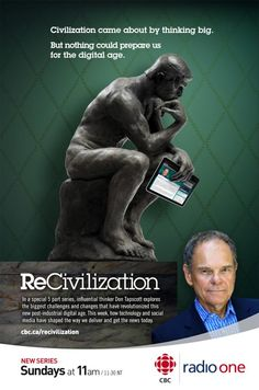 Don Tapscott and Adam Killick have created a great show. Do not miss it in Canada ...