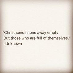 I believe...do you? John 3:30 #deathtoselfie #love