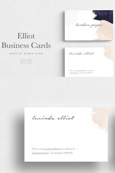 Get this beautiful business card template. Etsy Business Cards, Real Estate Business Cards, Elegant Business Cards, Business Card Design, Creative Business, Photography Business Cards, Indesign Templates, Diy Design, Design Cars