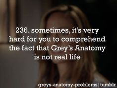 Posted By venom on Apr 30, 2016 |    Here are some Hilarious Funny Grey's Anatomy quotes only real fans will understand , Be sure to share with your other Grey's fans  25 Funny Greys Anatomy memes #Greys