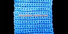 Video Aula Croche 04 - Ponto Baixo Em Carreiras - Edinir-Croche