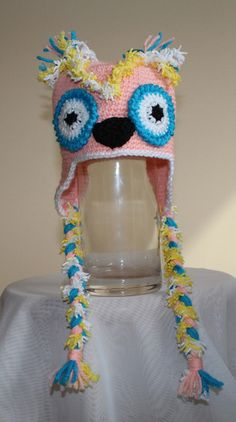 Tootie the Hootie Animal Hats, Crochet For Kids, Custom Design, Infant, Crochet Hats, Christmas Ornaments, Holiday Decor, Unique, Handmade