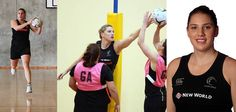 Selby-Rickit to Join Silver Ferns team in Adelaide Netball News, Silver Fern, Ferns, Join