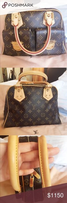 64aee150b62c Authentic Louis Vuitton Manhattan Needs to sell fast. Not my very choice to