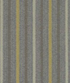 Robert Allen @ Home French Stp Rr Slate Fabric
