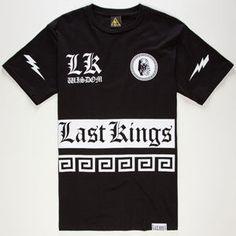 LAST KINGS Narks Mens T-Shirt
