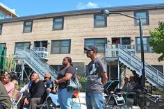 Lawsuit settlement calls for more public housing rebuilt on the near north side, part of Cabrini Green redevelopment.