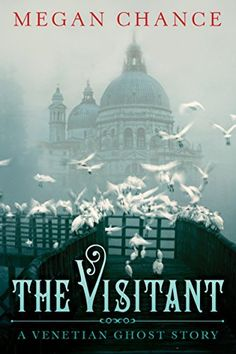 In a Nutshell Set in Venice in the late nineteenth century The Visitant by Megan Chance is a hauntingly beautiful ghost story. This gothic tale brings romance, mystery, and history alive within it… Books To Read, My Books, Best Ghost Stories, Get Reading, Beautiful Book Covers, Historical Fiction, Literary Fiction, Book Worms, Audio Books