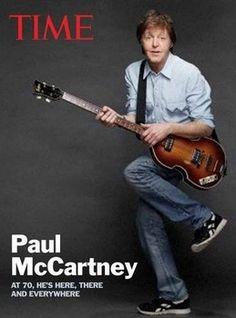 Happy 70th Birthday Paul McCartney!