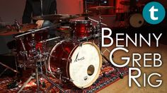 German Drummer Benny Greb exclusively showed his current setup to us as he stopped by our store in Treppendorf for a clinic. #drums #drummer #gear #rig #set #setup #music #tips #video #tuto #tutorial #presentation
