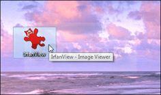 Ajouter un effet métallique à une photo - IrfanView