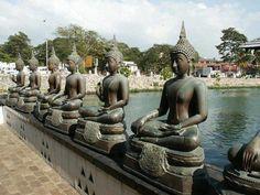 Colombo, the commercial capital of Sri Lanka  http://www.srilankatailormade.com