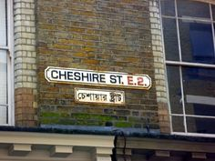 Cheshire Street, London E2, Image by HOmegirl London