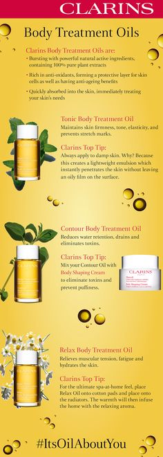 Body Treatment Oils