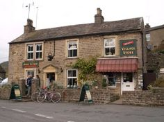 Muker Village Tea Shop