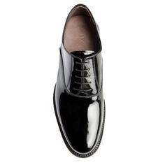 Positano $531 http://7shoes.com/shop/positano/  Product Description      Upper in calf black patent leather     Full soft leather lining     Upper leather, outsole and midsole are sewn at sight     Insole and midsole in genuine leather     Leather heel with special anti-slipping rubber     Cotton waxed shoe laces     Available with: Handcrafted leather outsole with special anti-slipping rubber or High quality rubber sole anti-slipping     Height increase: 2.4 in(6cm) or 2.75in(7cm) or…