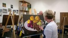 Its not too late to join some of our painting classes this term. For bookings and availability information click here >