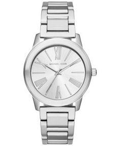 c496cf7971b66 Michael Kors Women s Hartman Stainless Steel Bracelet Watch 38mm MK3489  Jewelry   Watches - Watches - Macy s
