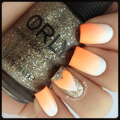 Instagram photo by thepolishedokie #nail #nails #nailart