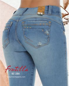 Girls Jeans, Look Fashion, Farmer, Curves, Tights, Denim, Sewing, Model, Pants
