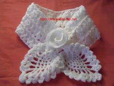 Pink Rose Crochet: Golinha Pineapple - Made by Friends