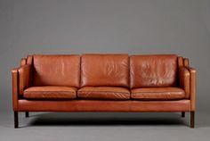 Mobilier on pinterest canapes salon design and salons - Canape cognac ...