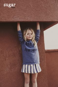 Andrea from Sugar Kids for Luna Magazin by Melanie Rodriguez.