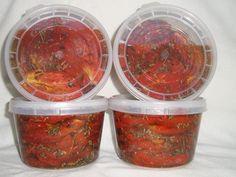 Receita de Tomate Seco Rápido - Receita Toda Hora