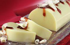 Icebox Cake, Food Network Recipes, Panna Cotta, Lemon, Pudding, Sweets, Sugar, Baking, Ethnic Recipes