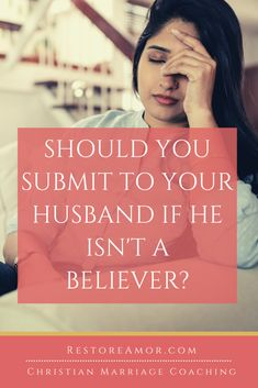 When You Should Submit To Your Husband? - Restore Amor Communication In Marriage, Intimacy In Marriage, Biblical Marriage, Christian Husband, Christian Friends, Christian Marriage, Advice For Newlyweds, Best Marriage Advice, Save My Marriage