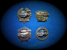 Metal medals (4 pcs) for gamers & fans World of Tanks & all other - HOT NEW !!!! #online