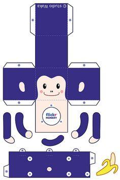 Purple Monkey | by flickr monkey