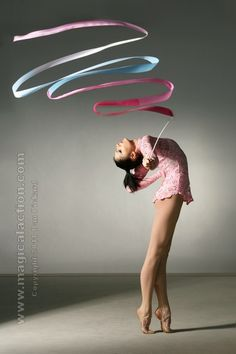 Bilyana Prodanova of Bulgaria. Rhythmic Gymnastics is so beautiful.