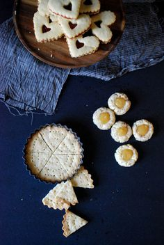 Shortbread, Three Ways