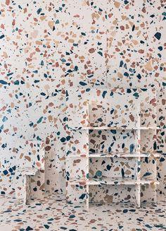 Max Lamb: marble furniture