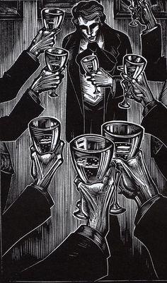 The wood engraving work of American Artist & Storyteller Lynd Ward, 1905-1985